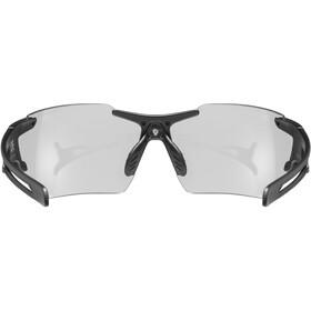 UVEX Sportstyle 803 V Sportglasses black mat/smoke